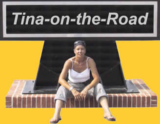 Tina on the Road